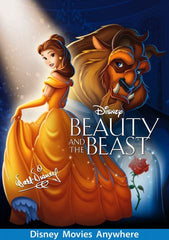Beauty and the Beast (1991) [VUDU, iTunes, or Disney DMA/DMR - HD]