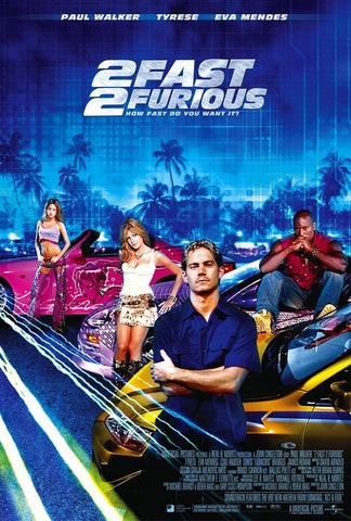 2 Fast 2 Furious [Ultraviolet - HD]