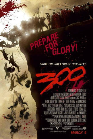 300 [VUDU - HD or iTunes - HD via MA]
