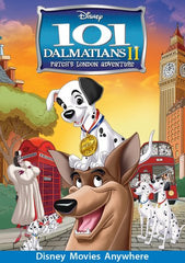 101 Dalmatians 2: Patch's London Adventure [VUDU OR Disney DMA/DMR - HD]