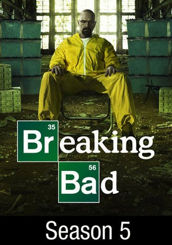 Breaking Bad - Season 5 [Ultraviolet - HD]