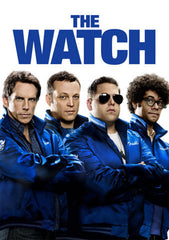 The Watch [VUDU - HD or iTunes - HD via MA]