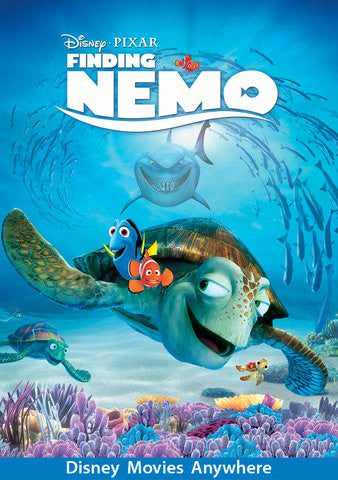 Finding Nemo [VUDU, iTunes, Movies Anywhere - HD]