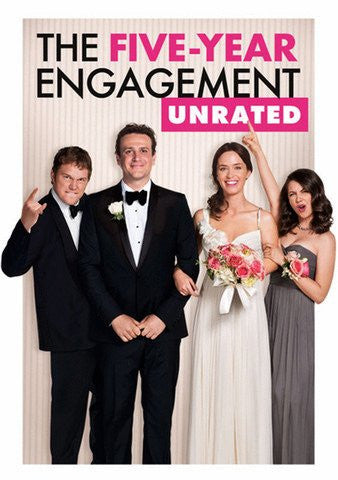 The Five-Year Engagement (unrated) [Ultraviolet - HD]