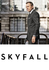Skyfall [iTunes XML/Disc Required - SD]