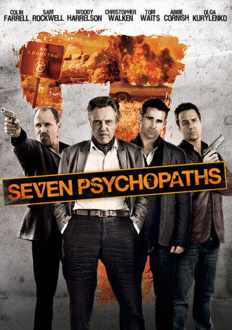 Seven Psychopaths [Ultraviolet - SD]