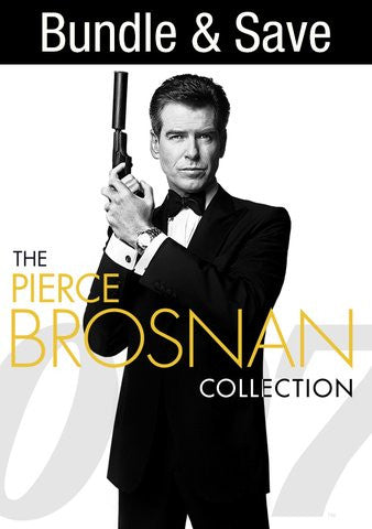 The Pierce Brosnan James Bond Collection (4 moives!) [Ultraviolet - HD]
