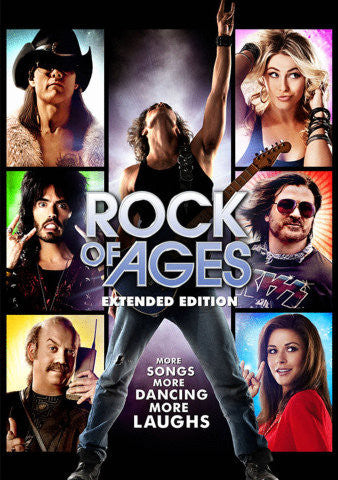 Rock of Ages (Extended Version) [Ultraviolet - SD]