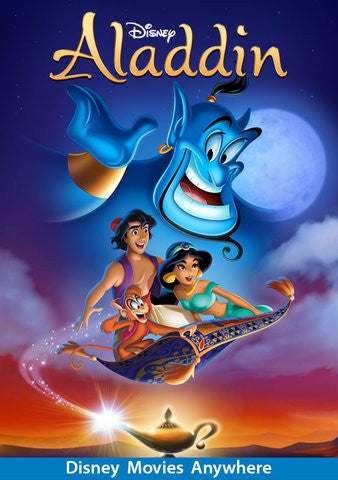 Aladdin [VUDU, iTunes OR Disney DMA/DMR - HD]