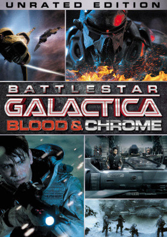 Battlestar Galactica: Blood & Chrome (Unrated) [Ultraviolet - HD]