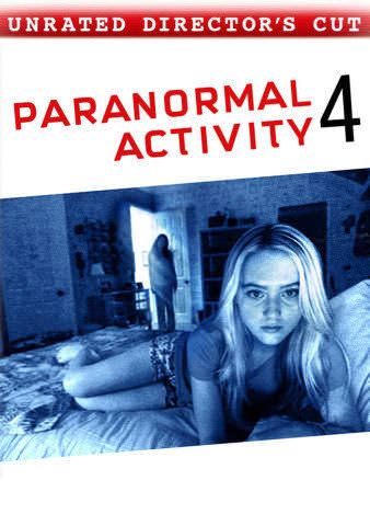 Paranormal Activity 4 (Unrated) [Ultraviolet - HD]