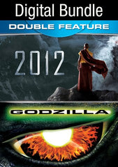 2012 & Godzilla (1998) (2 movies) [Ultraviolet - HD]
