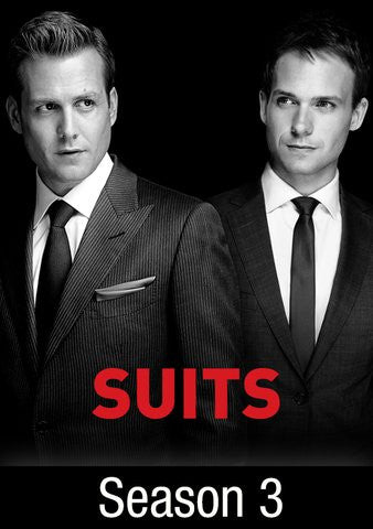 Suits - Season 3 [Ultraviolet - SD]