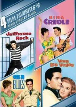 4 Film Favorites: Elvis Presley Blues [Ultraviolet - SD]