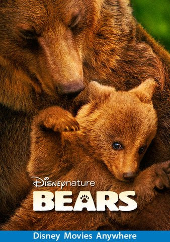 Bears [VUDU, iTunes, OR Disney DMA/DMR - HD]