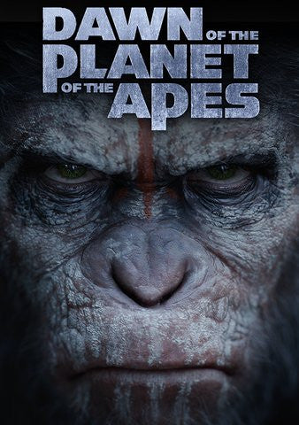 Dawn of the Planet of the Apes [Ultraviolet OR iTunes - HDX]