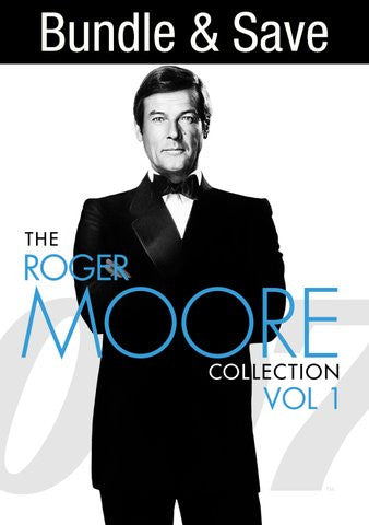 The Roger Moore James Bond Collection - Vol. 1 (3 moives!) [Ultraviolet - HD]