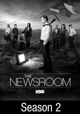 The Newsroom - Season 2 [Google Play - HD]