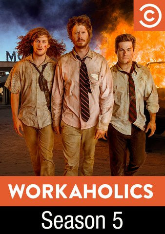 Workaholics Season 5 [Ultraviolet - SD]