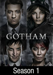 Gotham - Season 1 [Ultraviolet - HD]