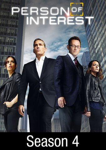 Person of Interest - Season 4 [Ultraviolet - HD]