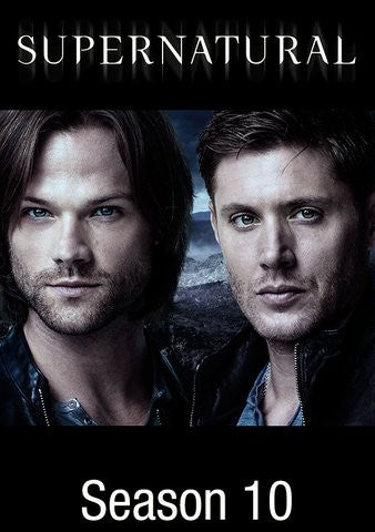 Supernatural - Season 10 [Ultraviolet - SD]