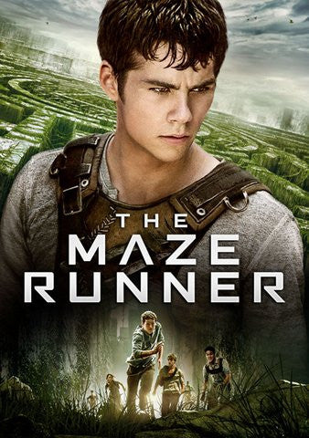 The Maze Runner [Ultraviolet OR iTunes - HDX]