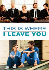 This is Where I Leave You [Ultraviolet - HD or iTunes - HD via MA]