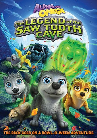 Alpha and Omega: The Legend of the Saw Tooth Cave [Ultraviolet - SD]