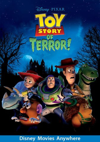 Toy Story of Terror [VUDU - HD]