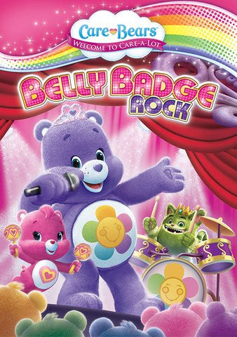 Care Bears: Belly Badge Rock [Ultraviolet - SD]