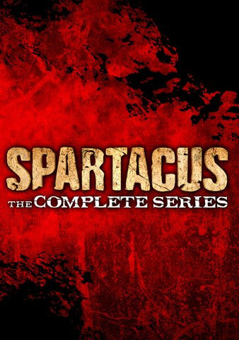 Spartacus - The Complete Series [Ultraviolet - HD]