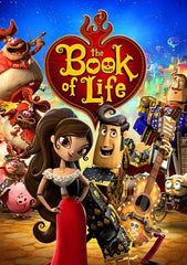 The Book of Life [Ultraviolet OR iTunes - HDX]