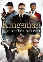 Kingsman: The Secret Service [Ultraviolet OR iTunes - HDX]
