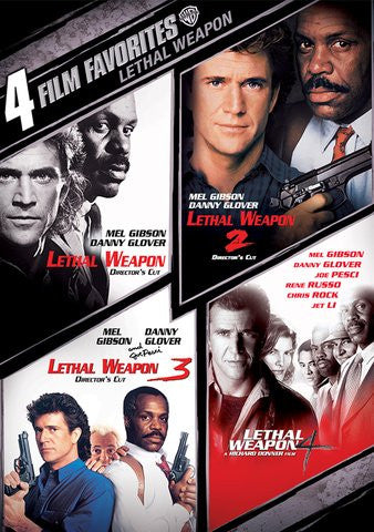 4 Film Favorites: Lethal Weapon [Ultraviolet - SD]