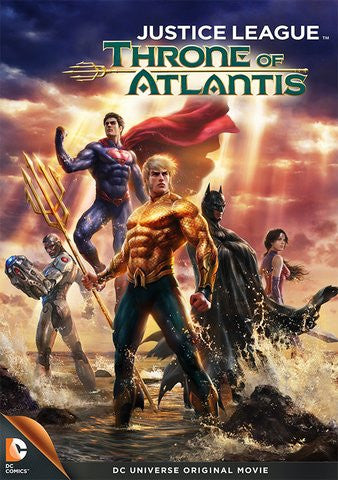Justice League: Throne of Atlantis [Ultraviolet - HD]