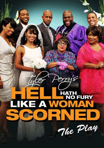 Tyler Perry's Hell Hath No Fury Like a Woman Scorned [Ultraviolet - SD]