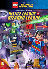 Lego DC Comics Super Heroes: Justice League vs. Bizarro League [Ultraviolet - HD or iTunes - HD via MA]