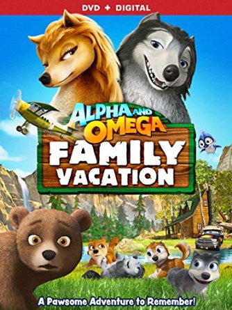 Alpha and Omega: Family Vacation [Ultraviolet - SD]