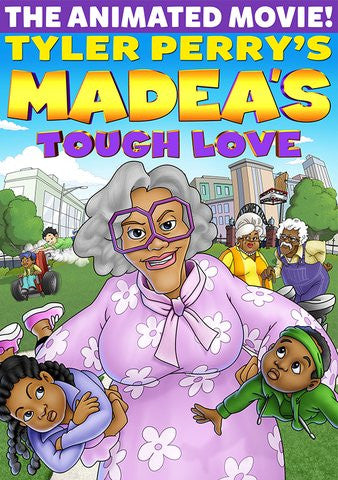 Tyler Perry's Madea's Tough Love [Ultraviolet - SD]