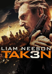 Taken 3 [Ultraviolet OR iTunes - HDX]