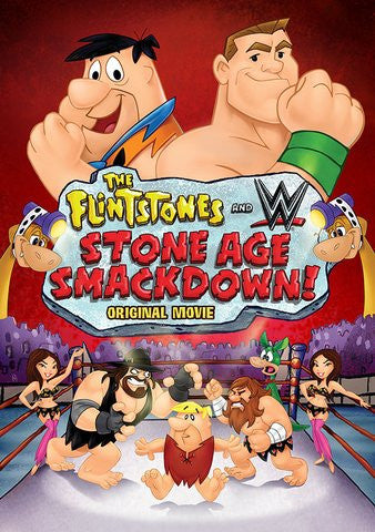 The Flintstones & WWE: Stone Age Smackdown [Ultraviolet - HD]