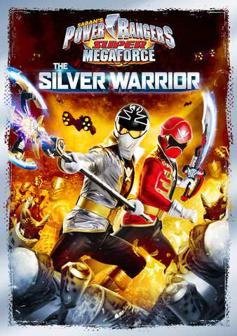 Power Rangers Super Megaforce: The Silver Warrior [Ultraviolet - SD]