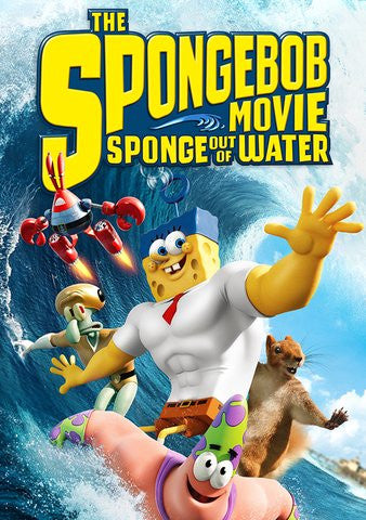 The Spongebob Movie: Sponge Out of Water [iTunes - HD]