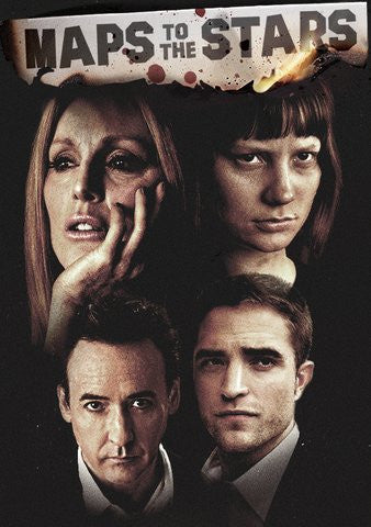 Maps to the Stars [Ultraviolet - HD]