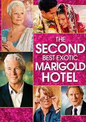 The Second Best Exotic Marigold Hotel [Ultraviolet OR iTunes - HDX]