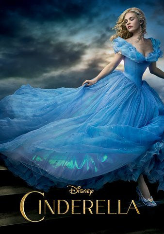 Cinderella [VUDU, iTunes OR Disney - HD]