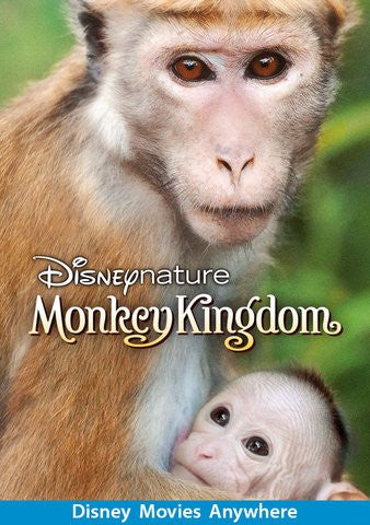 Monkey Kingdom [VUDU - HD]