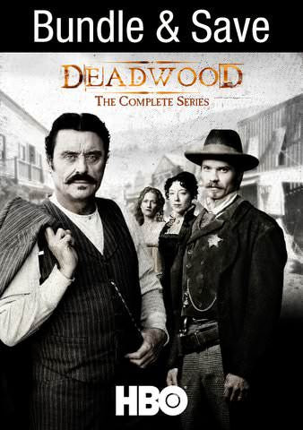 Deadwood: The Complete Series [Google Play - HD]