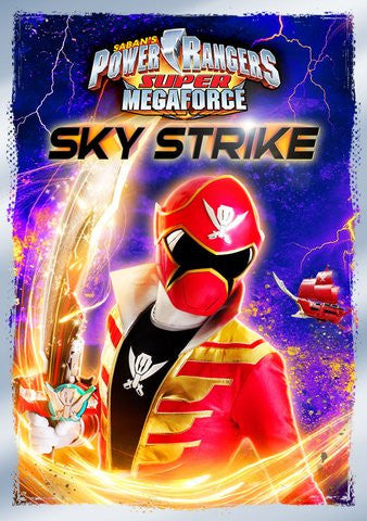 Power Rangers Super Megaforce: Sky Strike [Ultraviolet - SD]
